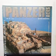 Hobbys: REVISTA PANZER ACES / Nº 12 / 2005. Lote 295807043