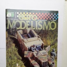 Hobbys: EURO MODELISMO / Nº 84 / JULIO 1999. Lote 295807583
