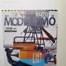 Hobbys: EURO MODELISMO / Nº 259 / AÑO 21. Lote 295807898