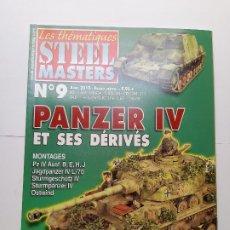Hobbys: STEEL MASTERS / Nº 9 / ABRIL 2010 (FRANCES). Lote 295809343