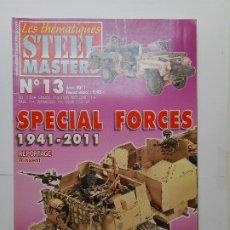 Hobbys: STEEL MASTERS / Nº 13 / ABRIL 2011 (FRANCES). Lote 295809663