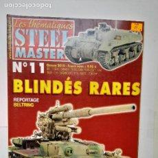 Hobbys: STEEL MASTERS / Nº 11 / OCTUBRE 2010 (FRANCES). Lote 295810083