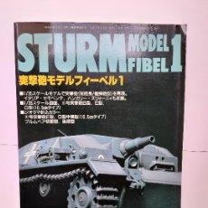 Hobbys: STURM MODEL FIBEL 1 / Nº 491 / ( JAPONES ). Lote 295810608
