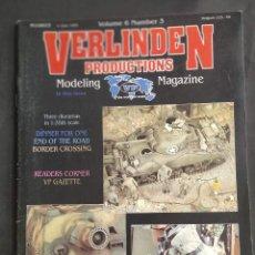 Hobbys: VERLINDEN MODELING MAGAZINE. VOLUMEN 6 Nº 3. Lote 295888058