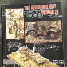 Hobbys: THE VERLINDEN WAY IV. Lote 295889018