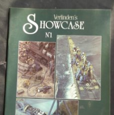 Hobbys: VERLINDEN´S SHOWCASE Nº 1. Lote 295889273