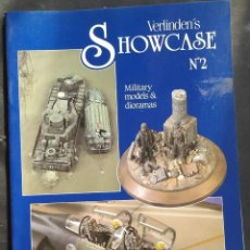 Hobbys: VERLINDEN´S SHOWCASE Nº 2. Lote 295889448