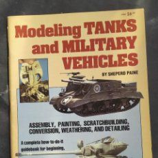 Hobbys: MODELING TANKS AND MILITARY VEHICLES. Lote 295889823