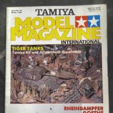 Hobbys: TAMIYA MODEL MAGAZINE Nº 24. Lote 295889863