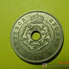 Monedas antiguas de África: 3079 RODESIA UN PENIQUE AÑO 1934 PRECIOSA - MAS MONEDAS DE ESTE PAIS EN MI TIENDA COSAS&CURIOSAS. Lote 7740185