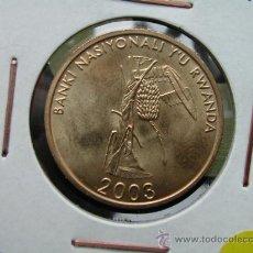 Monedas antiguas de África: RUANDA RWANDA - 10 FRANCS 2003. Lote 21908392