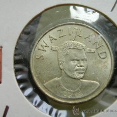 Monedas antiguas de África: SWAZILAND SWAZILANDIA 1 LILANGENI 1995 . Lote 25459387