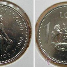 Moedas antigas de África: LESOTO LESOTHO 1 LOTI 1998. Lote 25563933