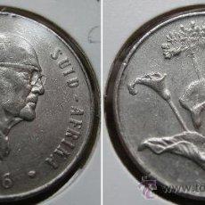 Monedas antiguas de África: SUDAFRICA 50 CENTS 1976 --- SOUTH AFRICA . Lote 25584118