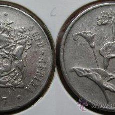 Monedas antiguas de África: SUDAFRICA 50 CENTS 1977 --- SOUTH AFRICA . Lote 25584134