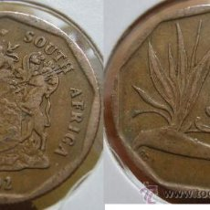 Old Coins of Africa - SUDAFRICA 50 CENTS 1992 --- SOUTH AFRICA - 25584182