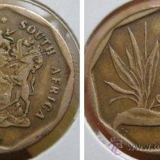Monedas antiguas de África: SUDAFRICA 50 CENTS 1994 --- SOUTH AFRICA . Lote 25584190