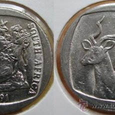 Old Coins of Africa - SUDAFRICA 2 RAND 1991 --- SOUTH AFRICA - 25584524
