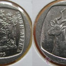Old Coins of Africa - SUDAFRICA 2 RAND 1995 --- SOUTH AFRICA - 25584539