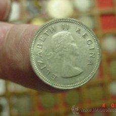 Monedas antiguas de África: 1405 SUDAFRICA 3 PENNY PLATA AÑO 1959 OCASION !! - PONGO A DIARIO DECENAS EN VENTA A PRECIOS BAJOS. Lote 26573622