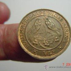 Monedas antiguas de África: 1644 SUDAFRICA FARTHING AÑO 1943 - OCASION !! - A DIARIO DECENAS EN VENTA A PRECIOS BAJOS. Lote 26625886
