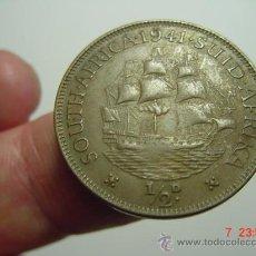 Monedas antiguas de África: 1650 SUDAFRICA 1/2 PENNY AÑO 1941 - OCASION !! - A DIARIO DECENAS EN VENTA A PRECIOS BAJOS. Lote 26625903