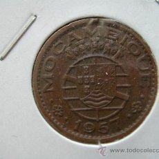 Monedas antiguas de África: MOZAMBIQUE 50 CENTAVOS 1957. Lote 26664843