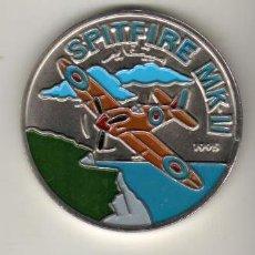 Old Coins of Africa - SAHARA100 PESETAS 1995 SPITFIRE MK0 - 27584392