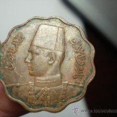 Monedas antiguas de África: 165 EGIPTO MONEDA DE 10 MILLIEMES AÑO 1943 OCASION !!!! A DIARIO MONEDAS A PRECIOS BAJOS. Lote 27842277