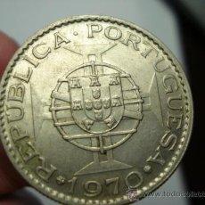 Monedas antiguas de África: 168 MOZAMBIQUE MONEDA DE 10 ESCUDOS AÑO 1970 OCASION !!!! A DIARIO MONEDAS A PRECIOS BAJOS. Lote 27842281