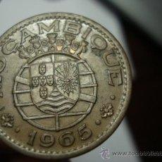 Monedas antiguas de África: 188 MOZAMBIQUE MONEDA DE 1 ESCUDO AÑO 1965 OCASION !!!! A DIARIO MONEDAS A PRECIOS BAJOS. Lote 27842311