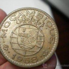 Monedas antiguas de África: 189 MOZAMBIQUE MONEDA DE 1 ESCUDO AÑO 1968 OCASION !!!! A DIARIO MONEDAS A PRECIOS BAJOS. Lote 27842312