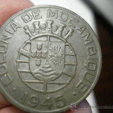 Monedas antiguas de África: 222 MOZAMBIQUE MONEDA DE 1 ESCUDO 1945 OCASION !!!! A DIARIO MONEDAS A PRECIOS BAJOS. Lote 27849475