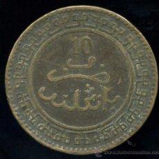 Monedas antiguas de África: MARRUECOS : 10 MAZUMAS 1320. Lote 30653180