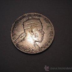Monedas antiguas de África: 1 BIRR DE PLATA DE ETIOPIA DE 1889 ?. Lote 32695698