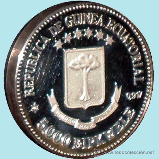 Monedas antiguas de África: Reverso y grosor. - Foto 3 - 33339652