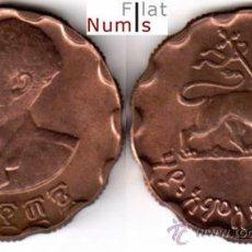 Monedas antiguas de África: ETIOPIA - 25 CENTS - 1936 - COBRE - SIN CIRCULAR. Lote 37236783