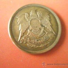 Monedas antiguas de África: MONEDA DE EGIPTO-10 MILIMES-BRONCE-SIN DATAR-.. Lote 37836064