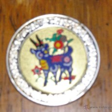 Monedas antiguas de África: BONITA MONEDA - MALAWI - 5 K - HORÓSCOPO CHINO - CABRA -. Lote 40294214