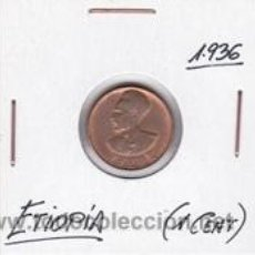 Old Coins of Africa - ETIOPIA 1 CENT 1936 - 41754906