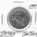 Monedas antiguas de África: ERITREA 100 CENTS 1997. Lote 42152712