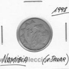 Monedas antiguas de África: NAMIBIA 1 DOLAR 1998. Lote 42155281