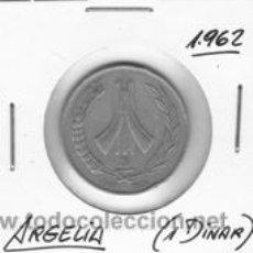 Monedas antiguas de África: ARGELIA 1 DINAR 1962. Lote 42155913