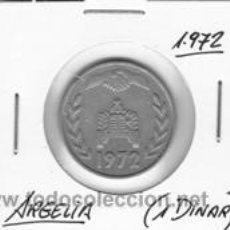 Monedas antiguas de África: ARGELIA 1 DINAR 1972. Lote 42155955