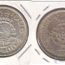 Monedas antiguas de África: MONEDA DE 10 ESCUDOS DE MOZAMBIQUE DE 1952 DE LA COLONIA PORTUGUESA. PLATA. EBC. (ME1058).. Lote 43414701