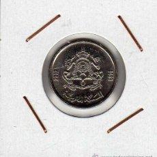 Monedas antiguas de África: MARRUECOS : 1/2 DIRHAM 2002 (1423) SIN CIRCULAR . Lote 44490466