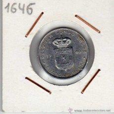 Monedas antiguas de África: RUANDA-URUNDI : 1 FRANC 1960 MBC . Lote 44748039