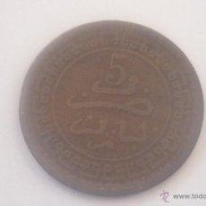 Monedas antiguas de África: MARRUECOS 1321 5 MAZUMAS. Lote 44906120