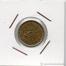 Monedas antiguas de África: MARRUECOS ( PROTECTORADO FRANCÉS ) : 10 FRANCS 1371 (A) SIN CIRCULAR . Lote 45768632