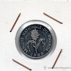 Monedas antiguas de África: RWANDA : 1 FRANC 1985 SIN CIRCULAR . Lote 46604388